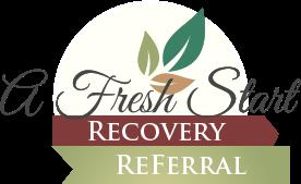 A Fresh Start Recovery Center - Logo